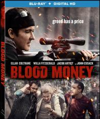 BLOOD MONEY starring John Cusack on Blu-ray!
