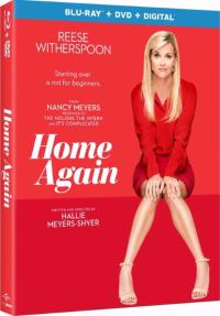 HOME AGAIN starring Reese Witherspoon on Blu-ray/DVD/Digital!
