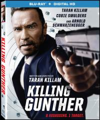 KILLING GUNTHER on Blu-ray!