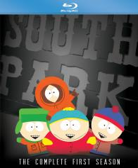 SOUTH PARK Seasons 1-11 on Blu-ray!