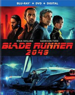 BLADE RUNNER 2049 on Blu-ray, DVD, & Digital!