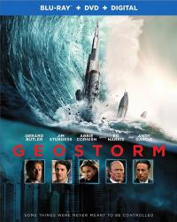 GEOSTORM on Blu-ray/DVD & Digital!