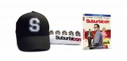 SUBURBICON Blu-ray/Hat/T-Shirt Prize Package!