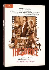 THE DEUCE - The Complete First Season on BLU-RAY!