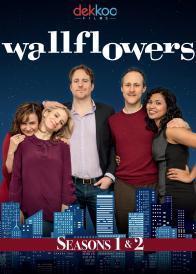 WALLFLOWERS Season 1 & 2 on DVD from TLA Releasing!