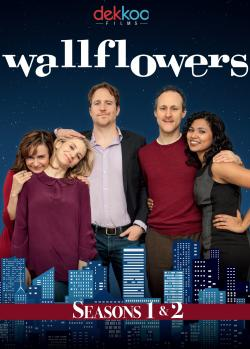 WALLFLOWERS Season 1 & 2 on DVD from TLA Releasing!