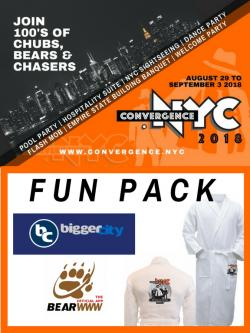 Enter to win a CONVERGENCE NYC Chub & Chaser Fun Pack!