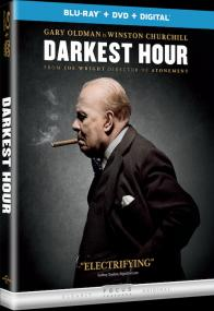 DARKEST HOUR on Blu-ray!