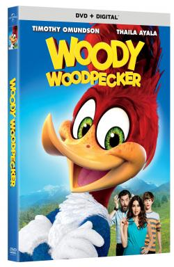 WOODY WOODPECKER on DVD!