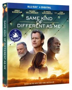 SAME KIND OF DIFFERENT AS ME on Blu-ray!