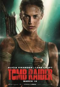 Tickets to see a Special Advance Screening of TOMB RAIDER!