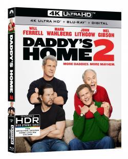 DADDY'S HOME 2 on 4K Ultra HD, Blu-ray & Digital!