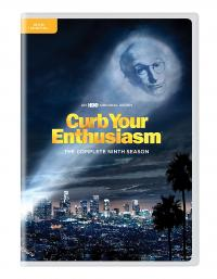"""Curb Your Enthusiasm - Season 9"" on DVD from HBO!"