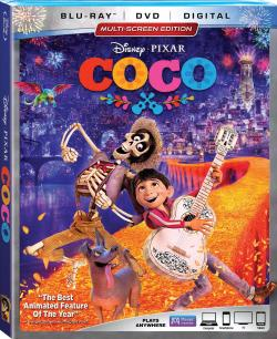 Enter to win COCO on Blu-ray, DVD & Digital!