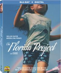 THE FLORIDA PROJECT on Blu-ray!