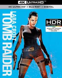 """Lara Croft Tomb Raider"" & ""Lara Croft Tomb Raider: Cradle Of Life"" on 4K Ultra HD, Blu-ray & Digital!"