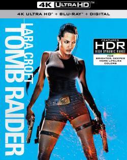 """Lara Croft Tomb Raider"" & ""Lara Croft Tomb Raider: Cradle Of Life"" on 4K Ultra HD, Blu-ray & Digital!"