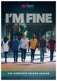 """I'm Fine - The Complete Second Season"" on DVD from TLA Releasing!"