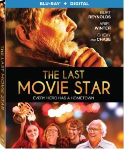 THE LAST MOVIE STAR on Blu-ray & Digital!