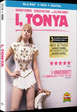 I, TONYA on Blu-ray, DVD & Digital!