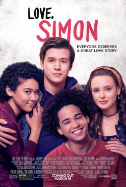 Enter to win a LOVE, SIMON Prize Pack!