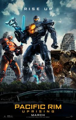 Official PACIFIC RIM UPRISING Prize Packages!