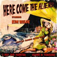 "Enter to win Kim Wilde's latest album, ""Here Come The Aliens!"""
