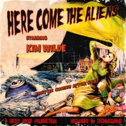 """Enter to win Kim Wilde's latest album, """"Here Come The Aliens!"""""""