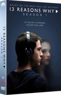 """13 REASONS WHY - Season One"" on DVD!"