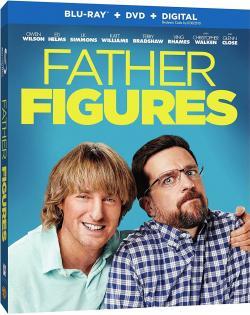 FATHER FIGURES on Blu-ray, DVD & Digital!