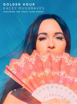 Enter to win Kacey Musgraves' GOLDEN HOUR!