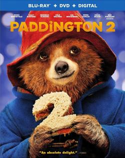 """Paddington 2"" on Blu-ray, DVD, & Digital!"