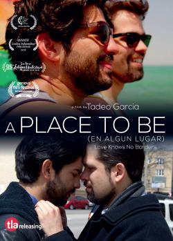 A PLACE TO BE on DVD from TLA Releasing!