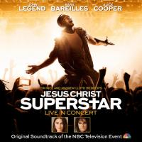 """Jesus Christ Superstar Live in Concert"" on CD!"