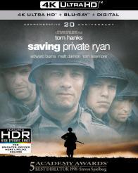 """""""Saving Private Ryan"""" 4K Ultra HD/Blu-ray Combo!"""