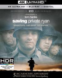 """Saving Private Ryan"" 4K Ultra HD/Blu-ray Combo!"