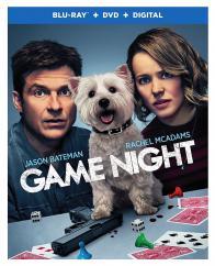 """GAME NIGHT"" on Blu-ray, DVD + Digital!"