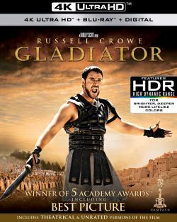 """""""Gladiator"""" on 4KUHD!"""