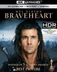 """Braveheart"" on 4KUHD!"