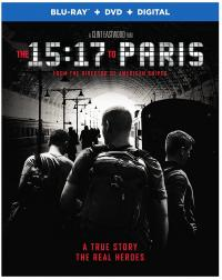 """The 15:17 To Paris"" on Blu-ray, DVD & Digital!"