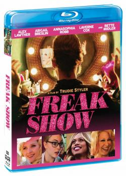 FREAK SHOW on Blu-ray from Shout! Factory!