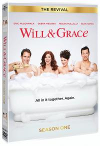 """Will & Grace (The Revival): Season One"" on DVD!"