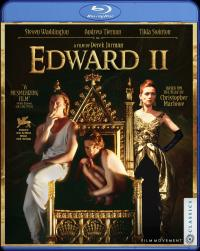 EDWARD II on Blu-ray!