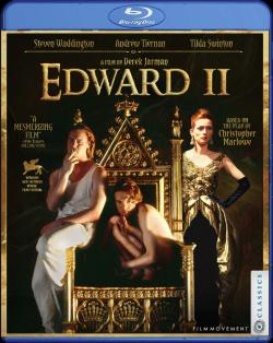 EDWARD II on Blu-ray!