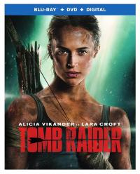 TOMB RAIDER on Blu-ray, DVD, & Digital!