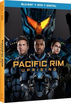 PACIFIC RIM UPRISING on Blu-ray, DVD, & Digital!