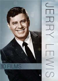 Jerry Lewis 10-Film DVD Collection!