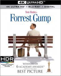 """""""Forrest Gump"""" on 4K Ultra HD, Blu-ray & Digital!"""