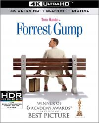 """Forrest Gump"" on 4K Ultra HD, Blu-ray & Digital!"