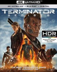 """Terminator Genisys"" on 4K Ultra HD, Blu-ray & Digital!"
